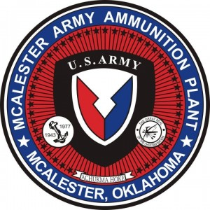 McAlester Army Ammunition Plant