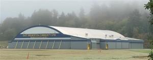 East high Gym in Bremerton, Washington