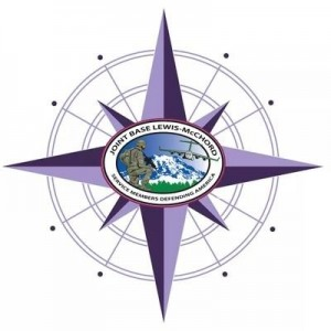 Logo of Joint Base Lewis McChord in Tacoma, Washington State