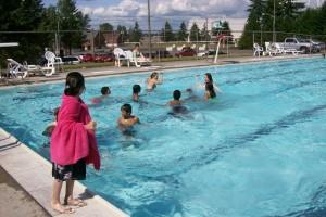 McChord Pool in Tacoma, Washington State