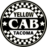 Yellow Cab Tacoma Logo in Tacoma, Washington State