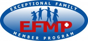 EFMP Logo in Kentucky, Fort Campbell