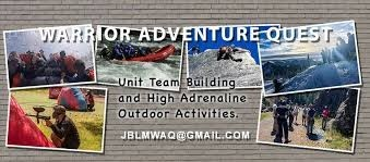Warrior Adventure Quest - Joint Base Lewis McChord