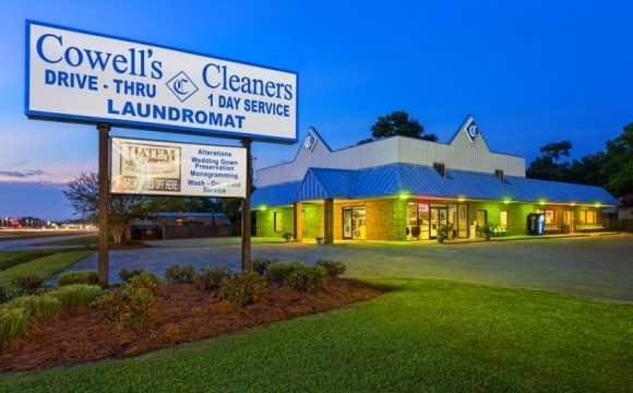 Cowell's Dry Cleaners - MCAS Cherry Point