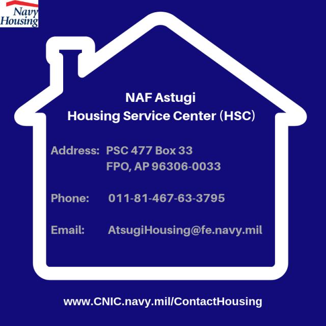 Housing Service Center - NAF Atsugi
