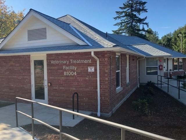 Naval Veterinary Treatment Center - NB Kitsap-Bangor