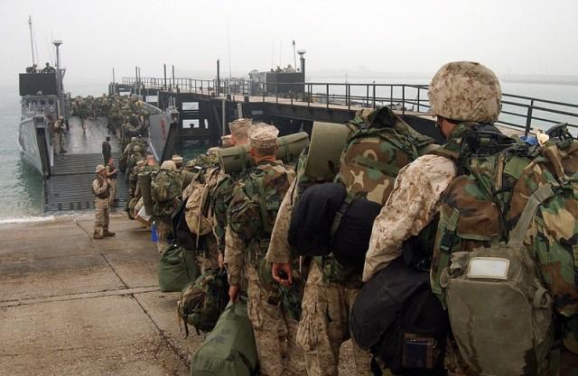 Kuwait Naval Base