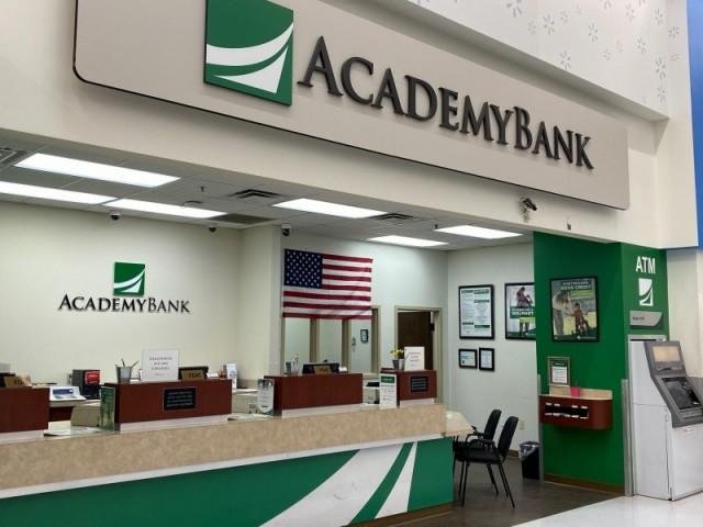 Academy Bank - Naval Base Bremerton