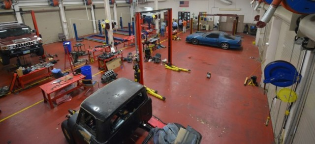 Vandenberg AFB - Auto Hobby Shop