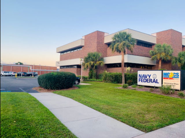 Navy Federal Credit Union - MCRD Parris Island