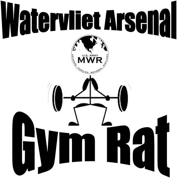 Watervliet Gym Rat - Fitness Incentive Program