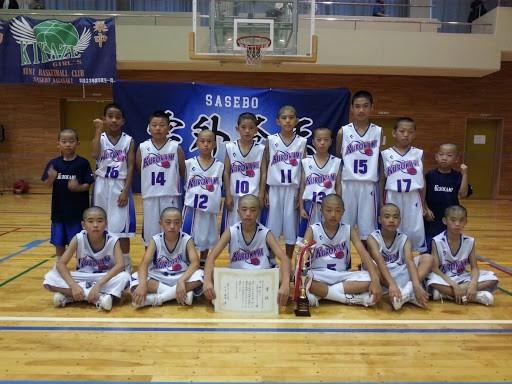 Akasaki Mini Basketball Club