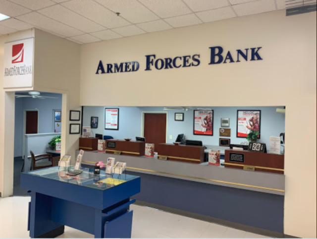 Armed Forces Bank - MacDill AFB