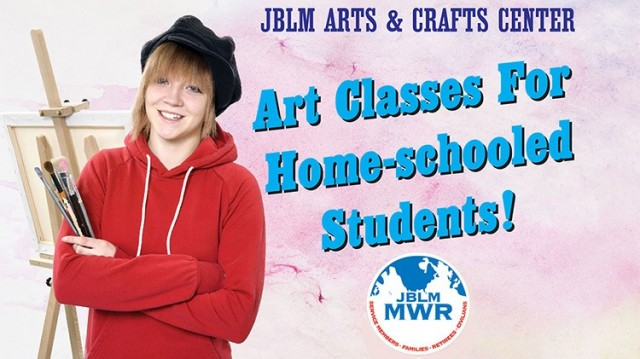 Arts and Crafts Center - Joint Base Lewis McChord
