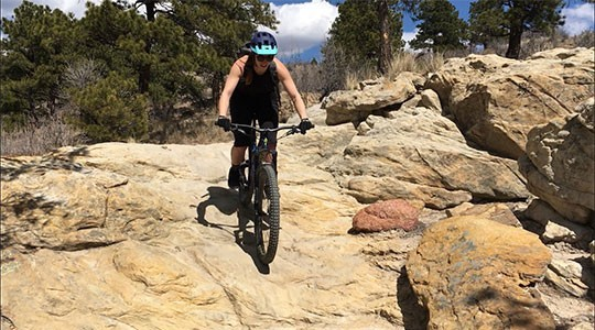 Mountain Bike and Hike Trails - Fort Hood