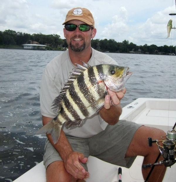 NAS Jacksonville Fishing