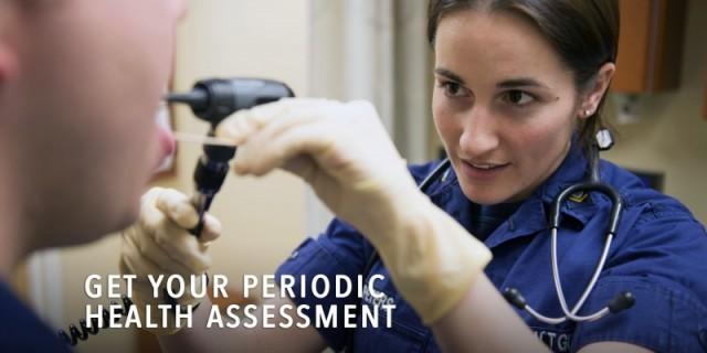 Periodic Health Assessment (PHA) - NAS Jacksonville