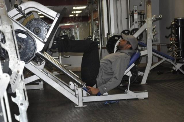 Abrams Physical Fitness Center - Fort Hood