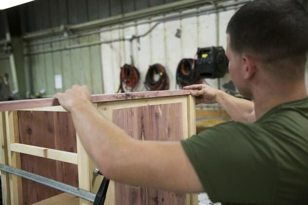 Wood Hobby Shop - MacDill AFB