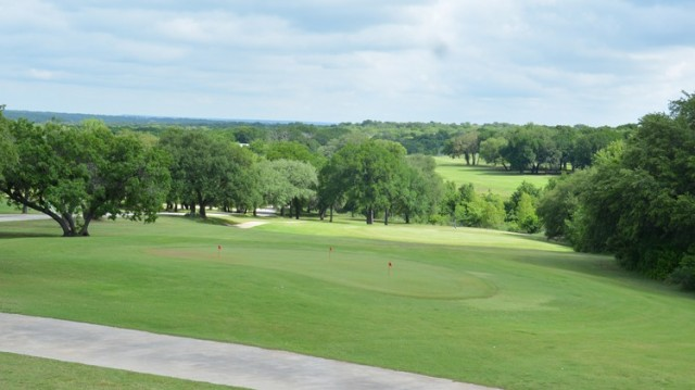 The Courses of Clear Creek - Fort Hood
