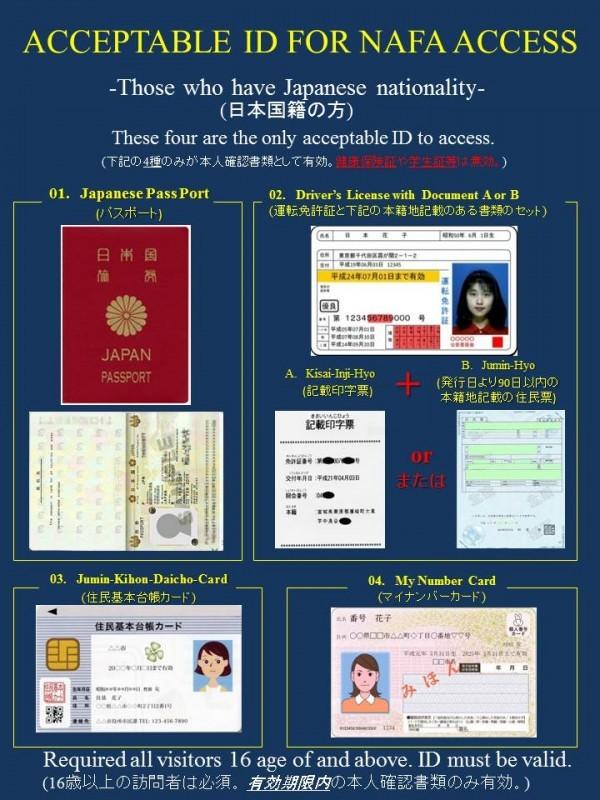 VRO/Pass & ID/DBIDS - NAF Atsugi