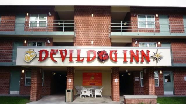 Devil Dog Inn - MCAS Cherry Point