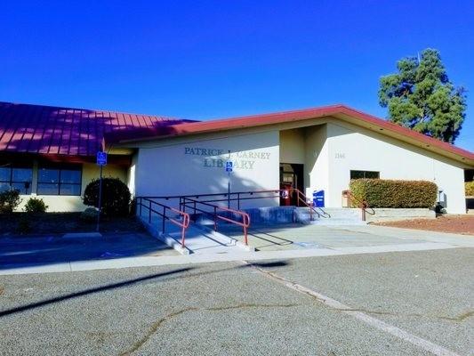 Patrick J. Carney Library- Camp Pendleton