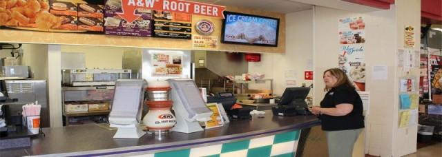 A & W Restaurant - NAS Pensacola
