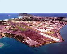 Marine Corps Air Station Kaneohe Bay