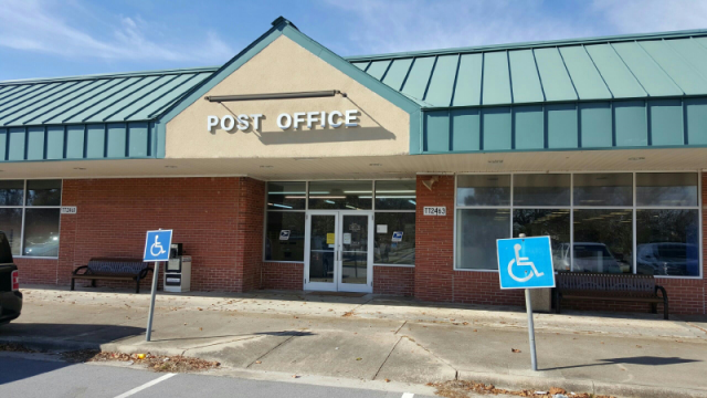 Post Office - MCAS New River