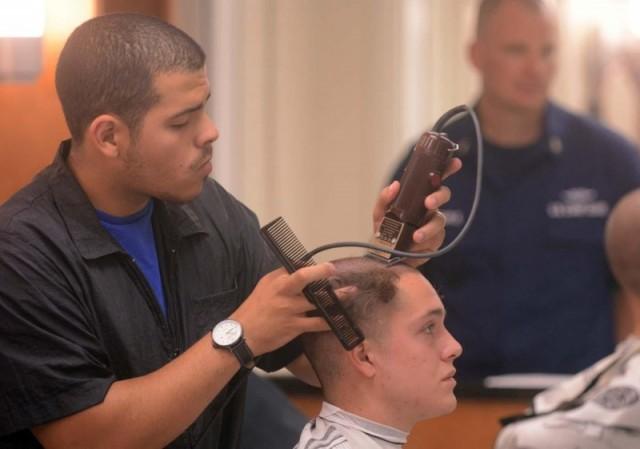 Barber/Beauty Shop - Coast Guard Academy