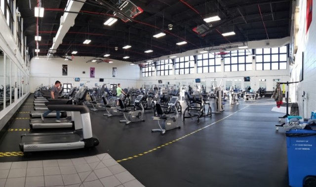 Ironhorse Physical Fitness Center - Fort Hood
