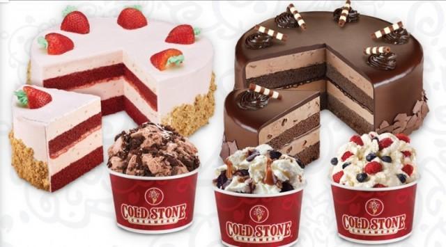 Coldstone Creamery -Fort Stewart