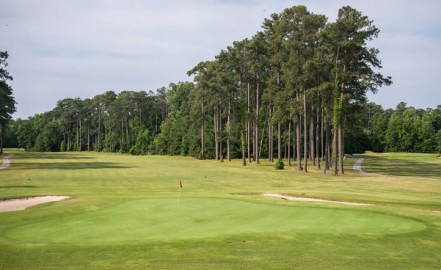 Sound of Freedom Golf Course - MCAS Cherry Point