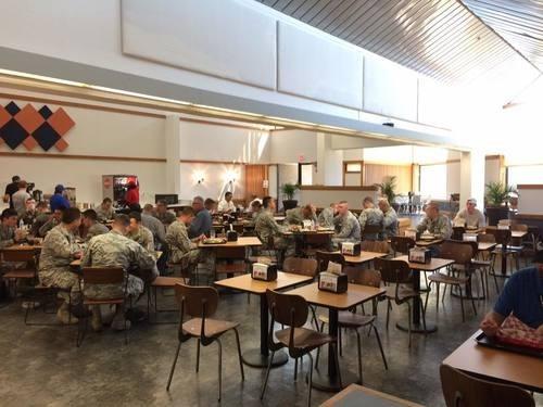 Altus AFB - Hanger 97 Dining Facility
