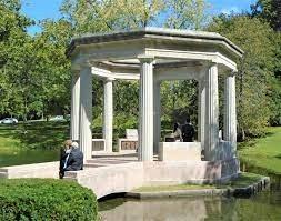 World War Memorial Pavillon