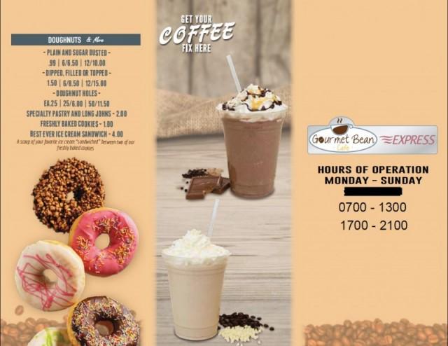 Gourmet Bean Cafe Express- NAVSTA Guantanamo Bay