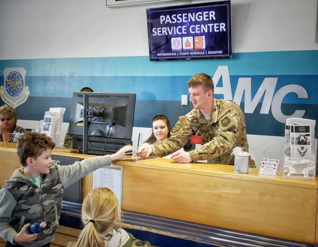 Ramstein Passenger Terminal