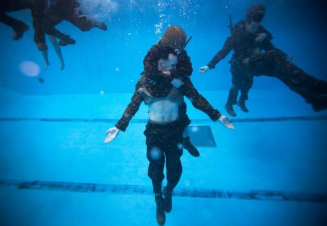 Military Aquatic Training- Camp Pendleton