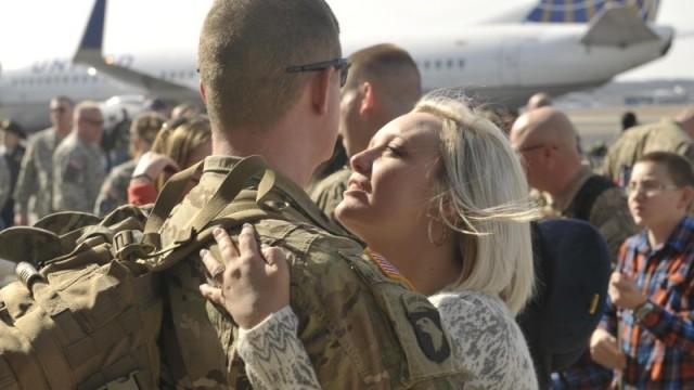 Military Life Skills Education Programs - Stress Management