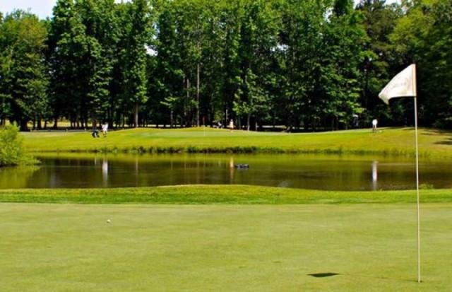 Aeropines Golf Course-NAS Oceana