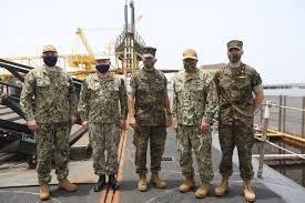 Deployed Forces- NSB Kings Bay
