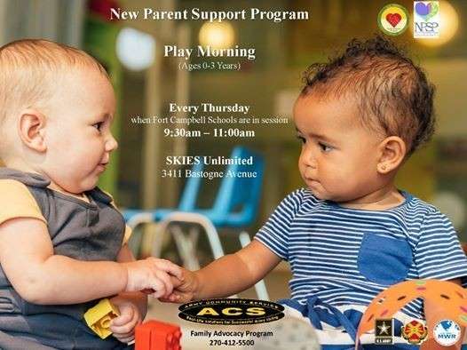 New Parent Support Program - Fort Campbell