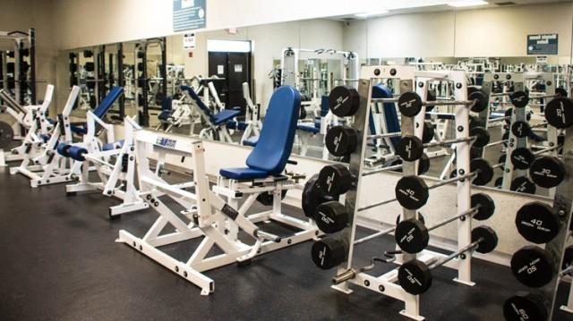 Jordan Fitness Center - Fort Stewart