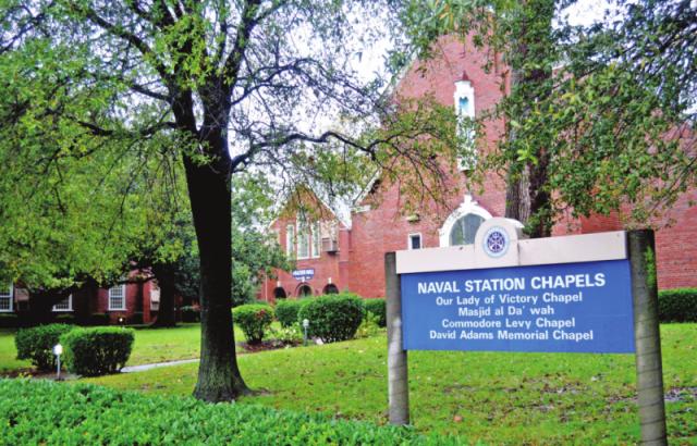 Base Chapel - NAVSTA Norfolk