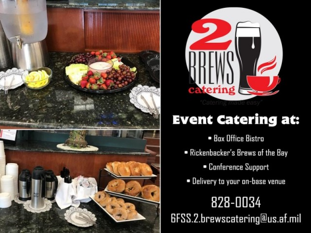 2Brews Catering - MacDill AFB