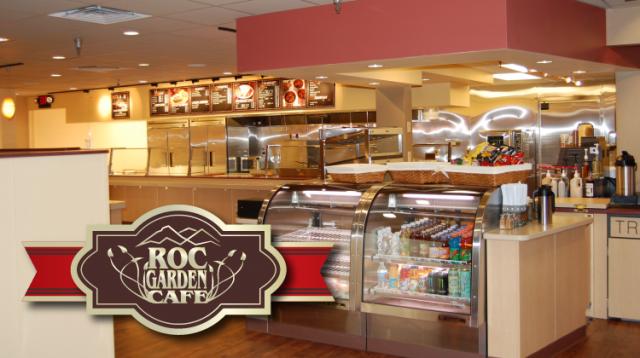 ROC Garden Cafe