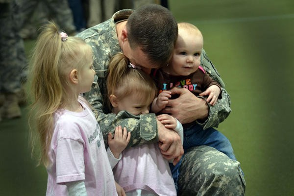 Military Life Skills Education Programs - Children and Divorce