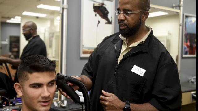 Barber/Beauty Shop - NB Kitsap-Bangor