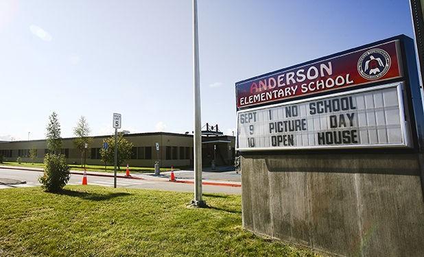 Anderson Elementary School - Eielson AFB